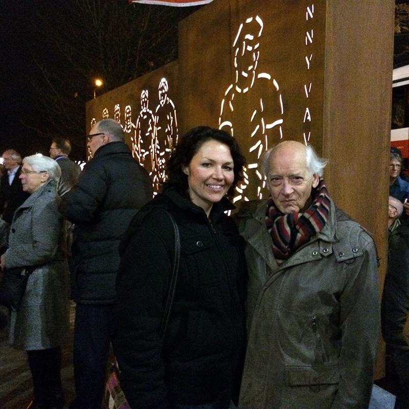 Dos monument FC Utrecht Klomp & Gijzen